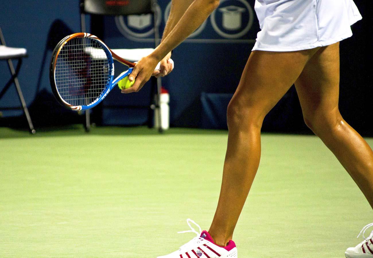 Plantare tennis